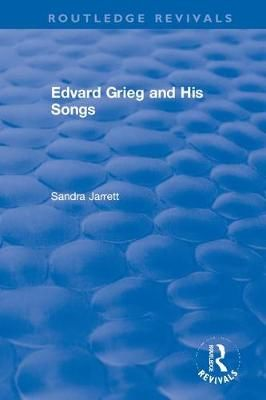 Edvard Grieg and His Songs