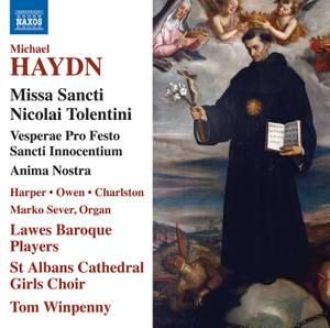Michael Haydn: Missa Sancti Nicolai Tolentini