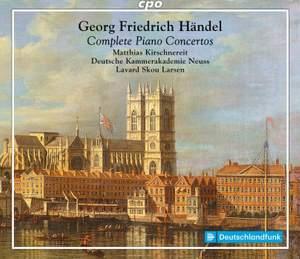 Handel: Piano Concertos