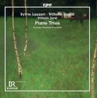 Sylvio Lazzari, Wilhelm Kienzl, Wilhelm Jeral: Piano Trios
