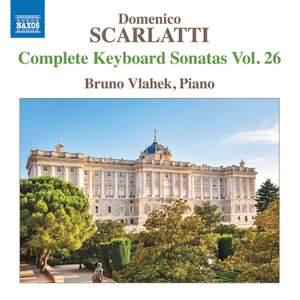 Scarlatti: Sonatas, Vol. 26