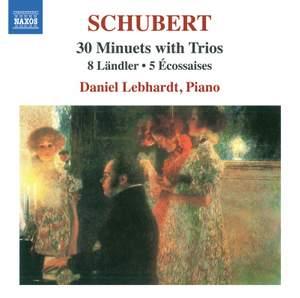 Schubert: 30 Minuets