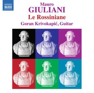 Mauro Giuliani: La Rossiniane Product Image