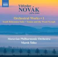 Novák: Orchestral Works Vol. 1