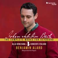 JS Bach: The Complete Works for Keyboard Vol. 4 - Alla Veneziana