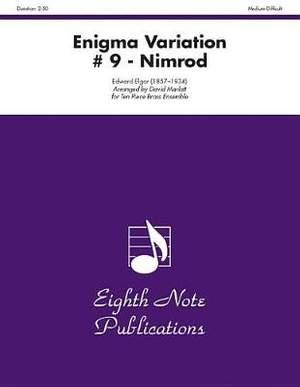 Edward Elgar: Enigma Variation # 9