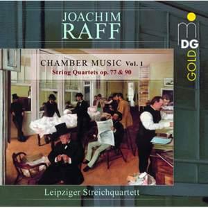 Joachim Raff: Chamber Music Volume 1