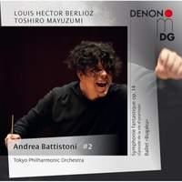 Berlioz: Symphonie Fantastique/Mayuzumi: Ballet 'bugaku'