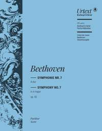 Beethoven: Symphony No. 7 in A major, Op. 92 (Full Score)