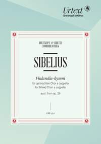 Sibelius: Finlandia Hymn (Versions in F major and A flat major)