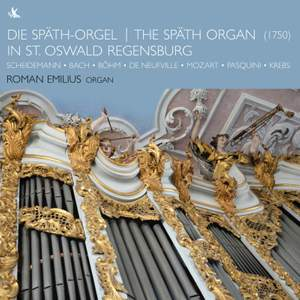 The Spath Organ in St Oswald Regensburg