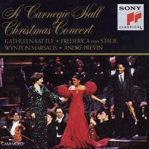 A Carnegie Hall Christmas Concert, December 8, 1991