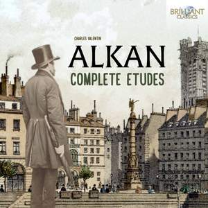 Alkan: Complete Etudes