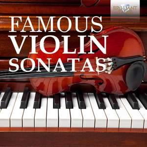 Famous Violin Sonatas