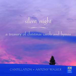 Silent Night – A Treasury of Christmas Carols and Hymns Product Image
