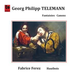 Telemann: Fantasia & Canon for Oboe Solo