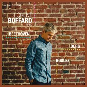 Beethoven, Berg, Boulez