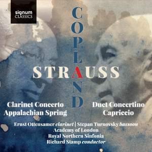 Strauss: Duet Concertino, Prelude To Capriccio