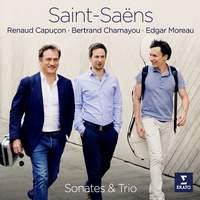 Saint-Saëns: Sonates & Trio