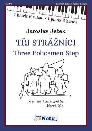 Jaroslav Je?ek: Three Policemen Step Product Image