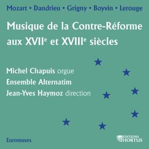 Musique de la Contre-Réforme aux XVIIe et XVIIIe siècles