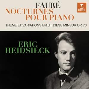 Fauré: Nocturnes & Thème et variations, Op. 73 Product Image