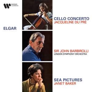 Elgar: Cello Concerto, Op. 85 & Sea Pictures, Op. 37
