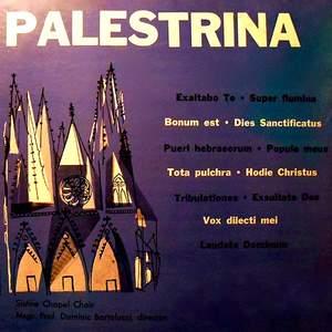 Works of Palestrina