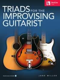 Triads for the Improvising Guitarist