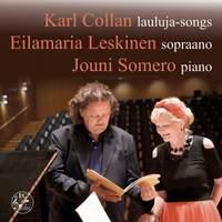 Karl Collan: Art Songs