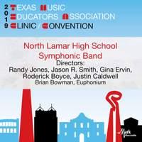 2019 Texas Music Educators Association (TMEA): North Lamar High School Symphonic Band [Live]