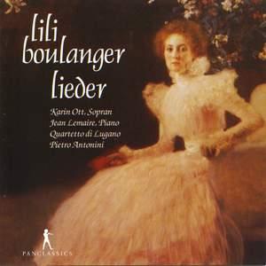 Lili Boulanger: Art Songs