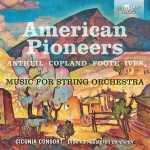 American Pioneers: Music for String Orchestra