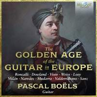 The Golden Age of the Guitar in Europe
