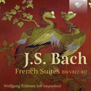 J.S. Bach: French Suites BWV812-817