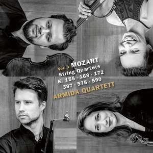 Mozart: String Quartets, Vol. III