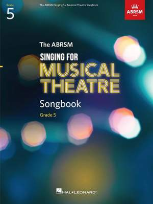 ABRSM Singing for Musical Theatre Songbook Grade 5