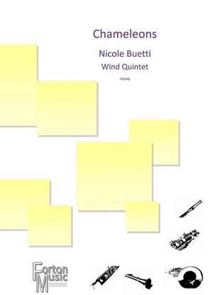 Nicole Buetti: Chameleons