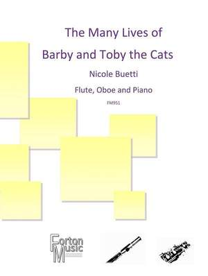Nicole Buetti: The Many Lives of Barby and Toby the Cats
