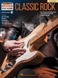 Classic Rock - Deluxe Guitar Play-Along Volume 7