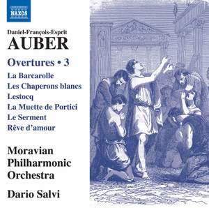 Auber: Overtures 3