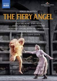 Prokofiev: The Fiery Angel (DVD)