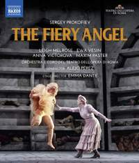 Prokofiev: The Fiery Angel (Blu-ray)