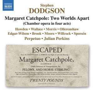 Dodgson: Margaret Catchpole - Two Worlds Apart