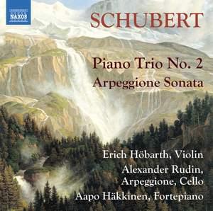 Schubert: Piano Trio No.2 & Arpeggione Sonata