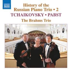 History of the Russian Piano Trio Vol. 2