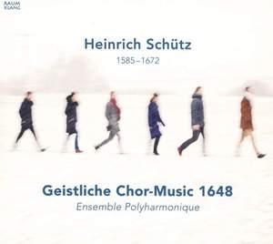 Heinrich Schütz: Geistliche Chor-Music 1648 Product Image