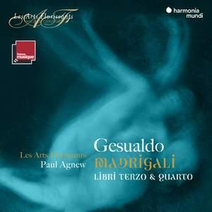 Gesualdo: Madrigali, Libri Terzo & Quarto Product Image