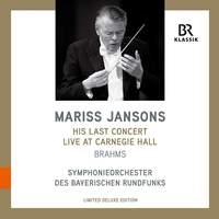 Mariss Jansons: His Last Concert, Live at Carnegie Hall