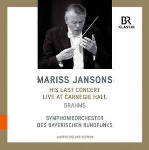 Mariss Jansons: His Last Concert, Live at Carnegie Hall - Vinyl Edition
